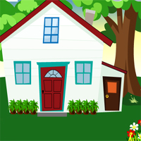 Free online flash games - AvmGames The Peaceful Garden House game - WowEscape