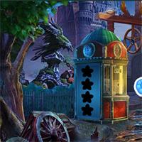 Free online flash games - Games4king Racer Lion Escape game - WowEscape