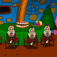 Free online flash games - Decorative Christmas Room Escape game - WowEscape