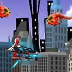 Free online flash games - Power Rangers War Aramies Of Robots game - WowEscape