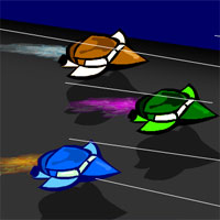 Free online flash games - Galactic Speedway game - WowEscape