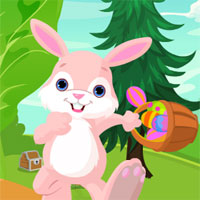 Free online flash games - Games4King Funny Rabbit Rescue  game - WowEscape