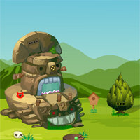 Free online flash games - Trekking Girl Rescue game - WowEscape