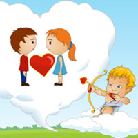 Free online flash games - Cupid Love Maker game - WowEscape