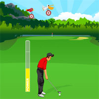 Free online flash games - Super Fun Golf game - WowEscape