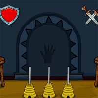 Free online flash games - Games2Jolly Help The Slave game - WowEscape
