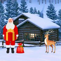 Free online flash games - Big Santa Land Escape game - WowEscape