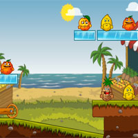 Free online flash games - Fruits 2 game - WowEscape