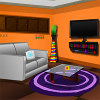 Free online flash games - Alluring Abode Escape ZooZooGames game - WowEscape