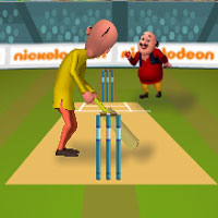 Free online flash games - Motu Patlu Wicket Keeping Champs game - WowEscape