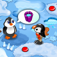 Free online flash games - Baby Zoo Pole Girlgamesclub game - WowEscape
