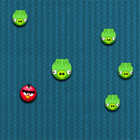 Free online flash games - Collect Angry Birds Eggs game - WowEscape