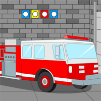Free online flash games - MouseCity Locked In Escape Firehouse game - WowEscape