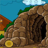 Free online flash games - G2J Rescue The Tourist Boy From Cave