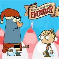 Free online flash games - Flapjack Battle game - WowEscape