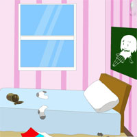 Free online flash games - Escape From Messy Room game - WowEscape