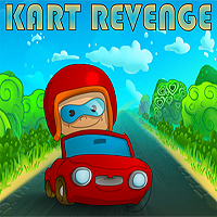 Free online flash games - Kart Revenge game - WowEscape