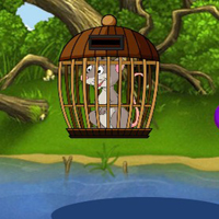 Free online html5 games - G2J The Opossum Rescue game