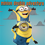 Free online flash games - Minion Double Adventure game - WowEscape