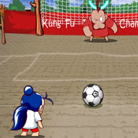 Free online flash games - Shoot The Goal game - WowEscape