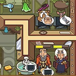 Free online flash games - Pet shop puppy and kitty game - WowEscape