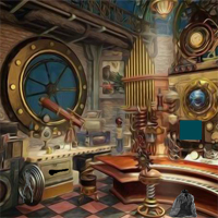 Free online flash games - FunEscapeGames Steampunk Fun Escape game - WowEscape