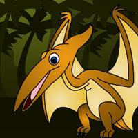 Free online html5 escape games - Games2Jolly Pteranodon Escape