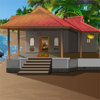 Free online flash games - Island Escape game - WowEscape