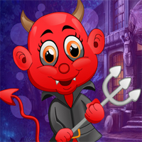 Free online flash games - Games4King Devil Escape game - WowEscape