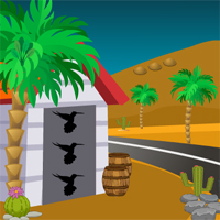 Free online flash games - Desert Village Boy Escape game - WowEscape