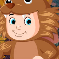 Free online flash games - G4k Find Lion Suit
