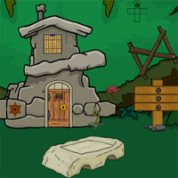 Free online flash games - Boy Rescue From Stone House game - WowEscape