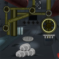 Free online flash games - KNFGames Drainage Tunnel Escape game - WowEscape