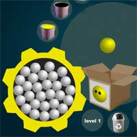 Free online flash games - Factory Balls 4 game - WowEscape