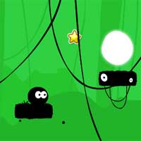Free online flash games - Black Ball CloudGames game - WowEscape