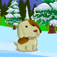 Free online flash games - G2L Escape from Snow Land