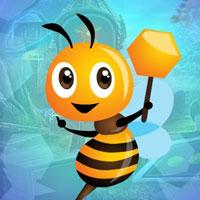 Free online flash games - G4K Elegant Bee Escape game - WowEscape
