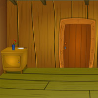Free online flash games - Escape From Witch Room game - WowEscape