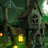 Free online flash games - EnaGames Horror house in Bailen Escape game - WowEscape
