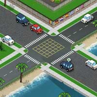 Free online flash games - Traffic Policeman game - WowEscape