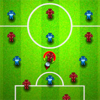 Free online flash games - Magnetic Football game - WowEscape