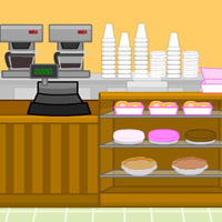 Free online flash games - MouseCity  Locked In Escape Bakery