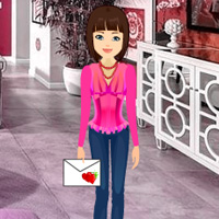 Free online flash games - Find My Valentines Day Letter game - WowEscape
