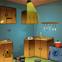 Free online flash games - Kitchen Backyard Escape GenieFunGames game - WowEscape