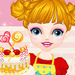 Free online flash games - Cake Competition game - WowEscape