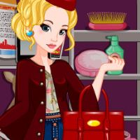 Free online flash games - Whats In My Fashion Bag game - WowEscape
