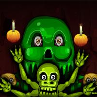 Free online flash games - Games4Escape Halloween Adventure Cave Escape game - WowEscape