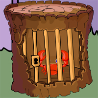 Free online flash games - Baby Crab Rescue game - WowEscape