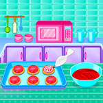 Free online html5 games - Crunchy Sugar Biscuits game