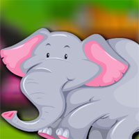 Free online flash games - Avm Playing Elephant Escape